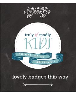 Lovely Badge