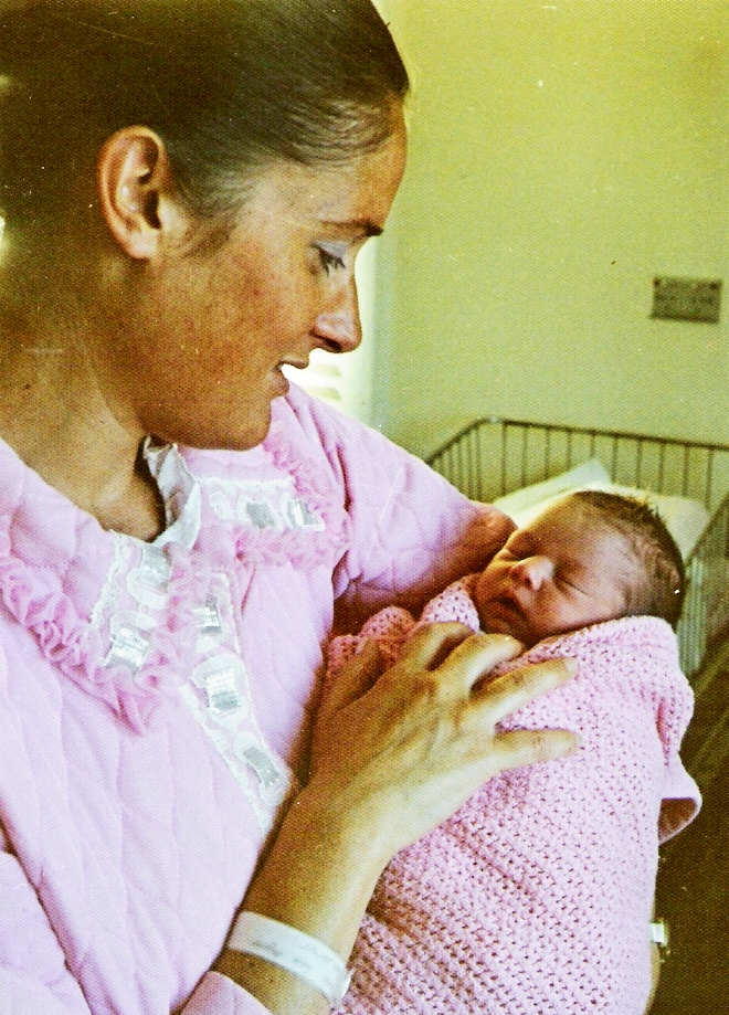 Mel one day old