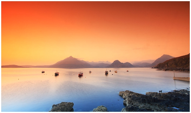 All Aboard…a seaborne adventure to Loch Coruisk on the Isle of Skye..