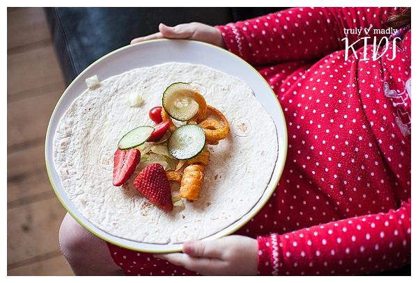 Fajitas - An easy & fun meal.