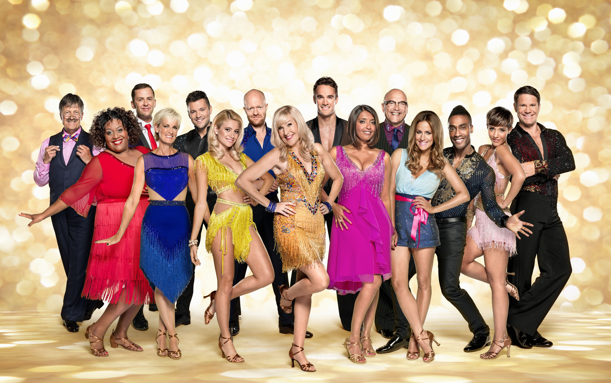 Strictly – Normal Service Has Resumed
