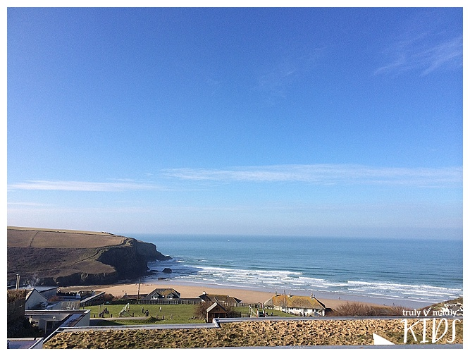 10 things to love about Bedruthan Hotel, Cornwall