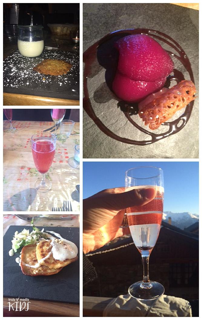 ski world food and drink, ski world food, ski world