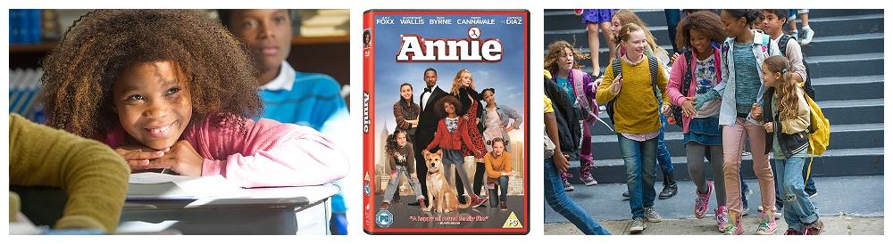 Annie - Blu-ray & DVD