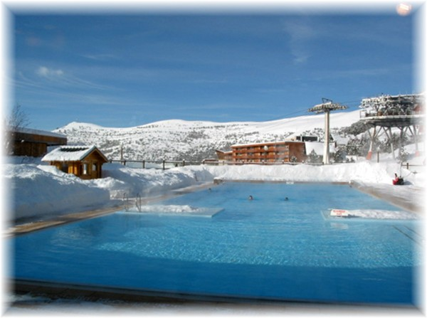 alpe dhuez outdoor pool