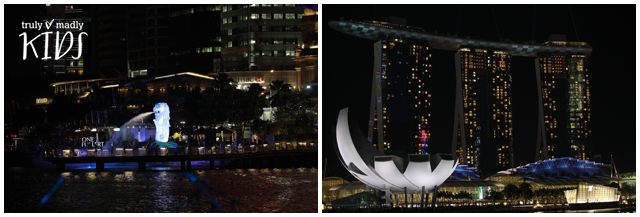 Singapore MBS & Merlion