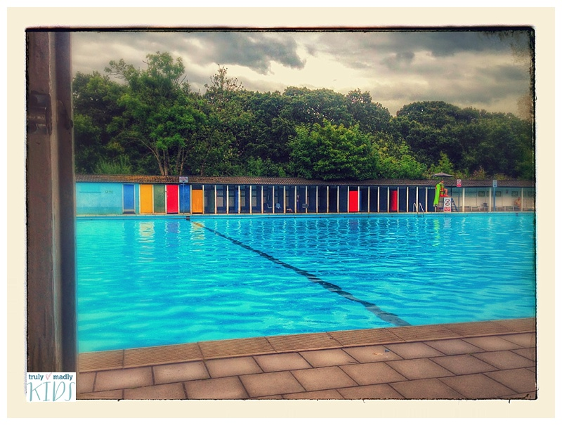 tooting lido, tooting, living in tooting, kids in london