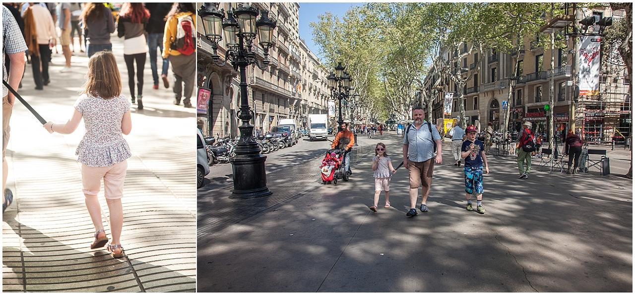 TMK Go  – Barcelona. The diary of a family adventure.