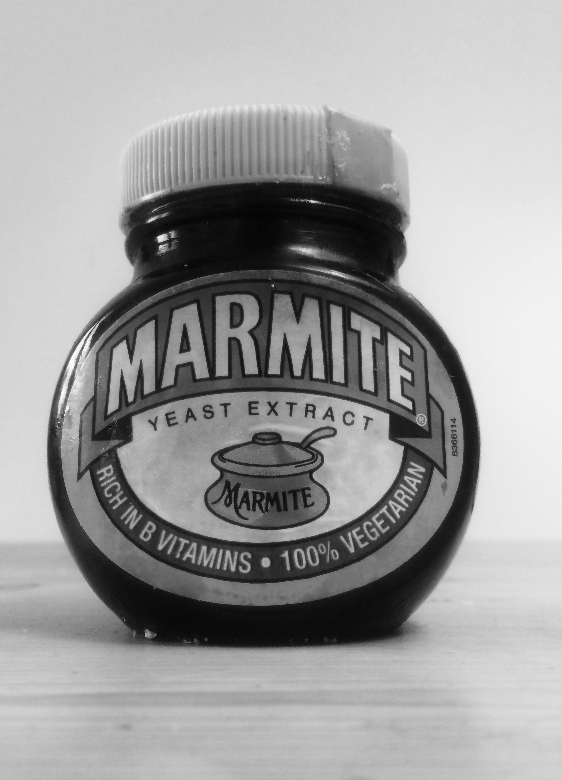 marmite jar, marmite