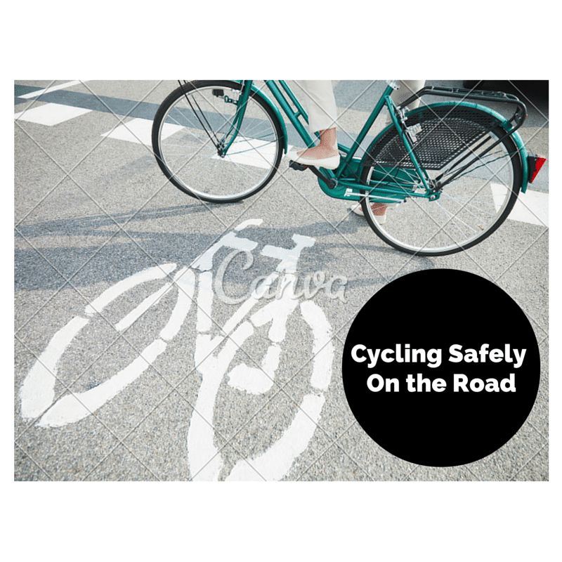 cycling safely tips, cycling in london