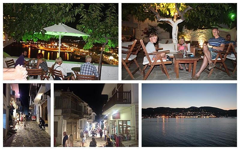 skopelos, travelling to greece with kids, skopelos town,