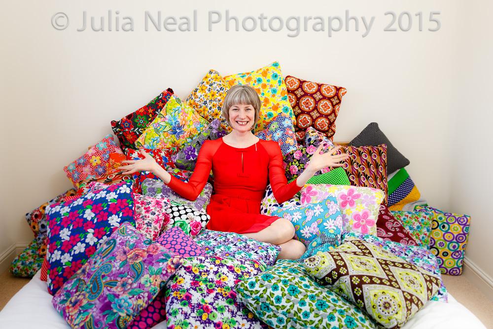Secret Pillows and Empowerment