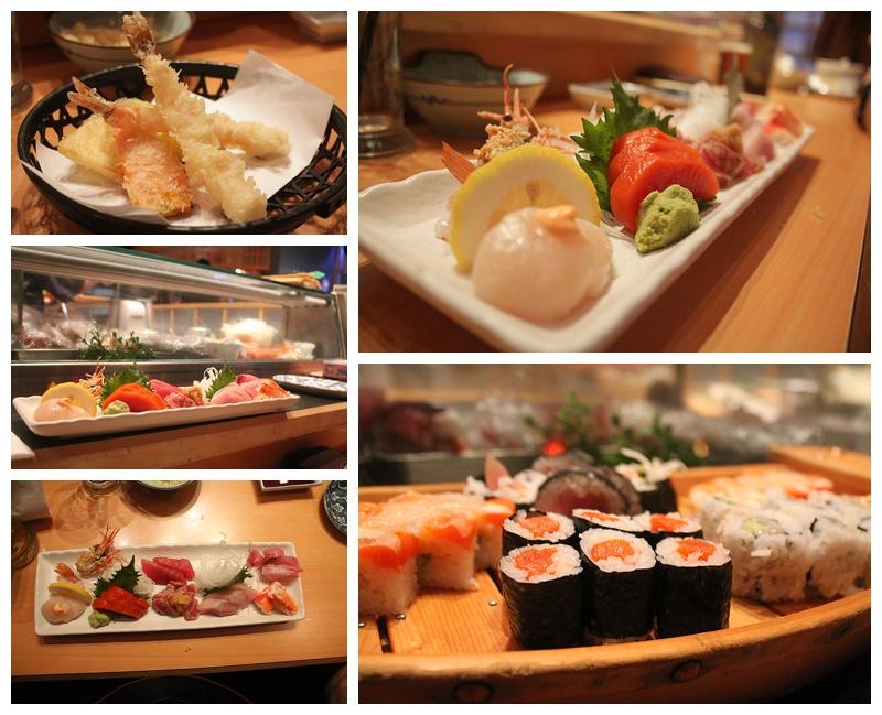 sushi satchi whistler, sushi restaurants in whistler
