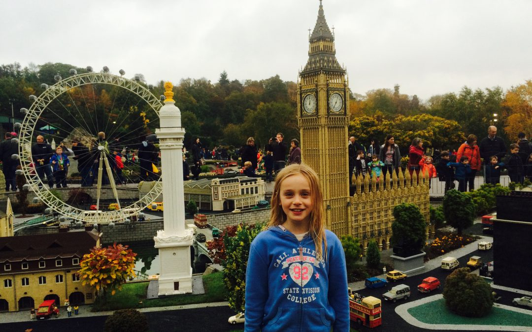 How to do Legoland during a busy half term