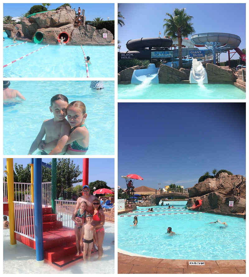menorca, family holidays in menorca, aquacenter waterpark menorca, waterpark in menorca