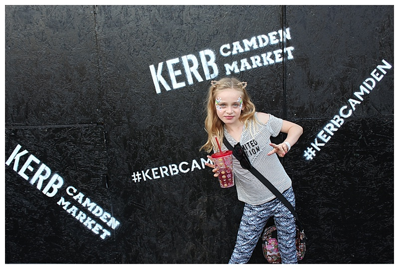 Exploring London: Kerb Camden
