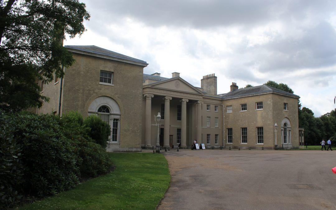 Exploring London: Kenwood House