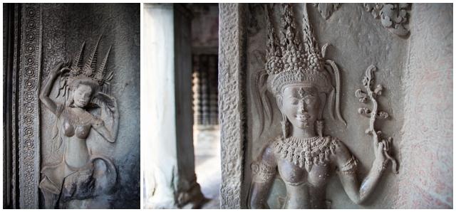 Angkor Watt Temple Complex