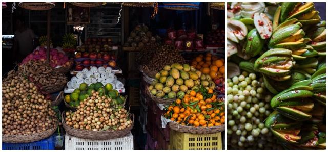 Cambodia Phsar Lue Market