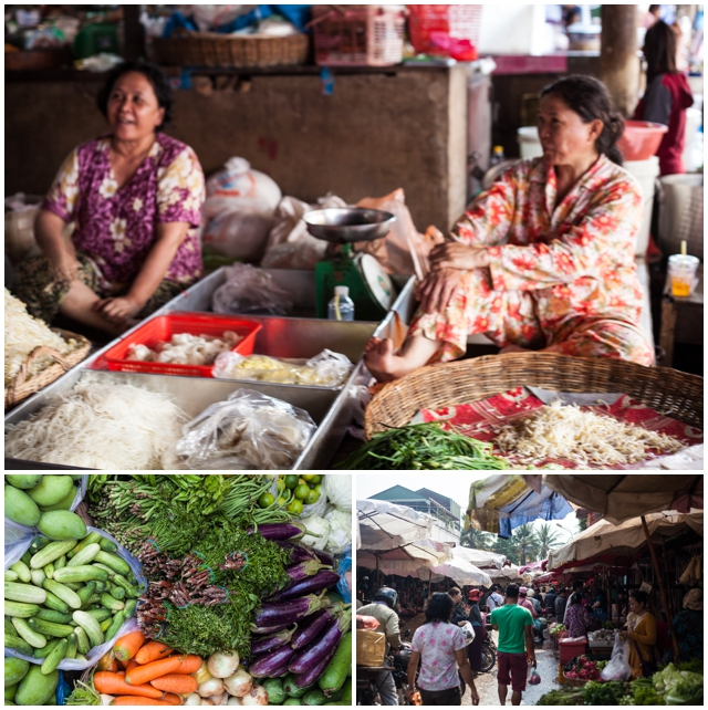 mini break in cambodia, Cambodia Phsar Lue Market