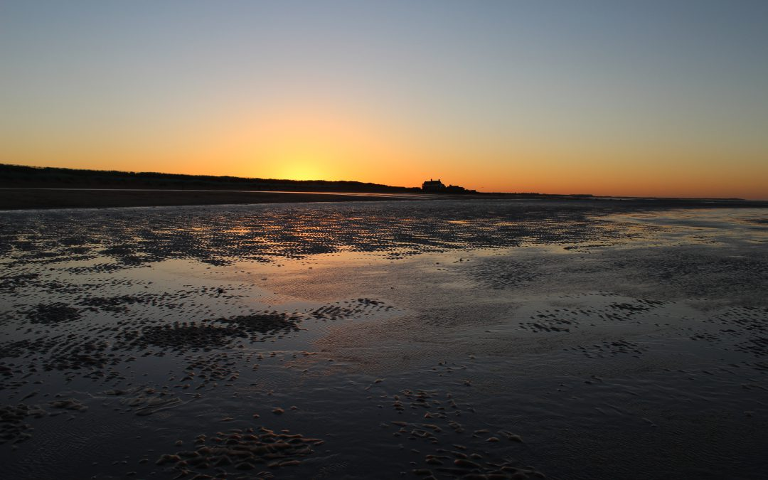 Winter on Brancaster Beach