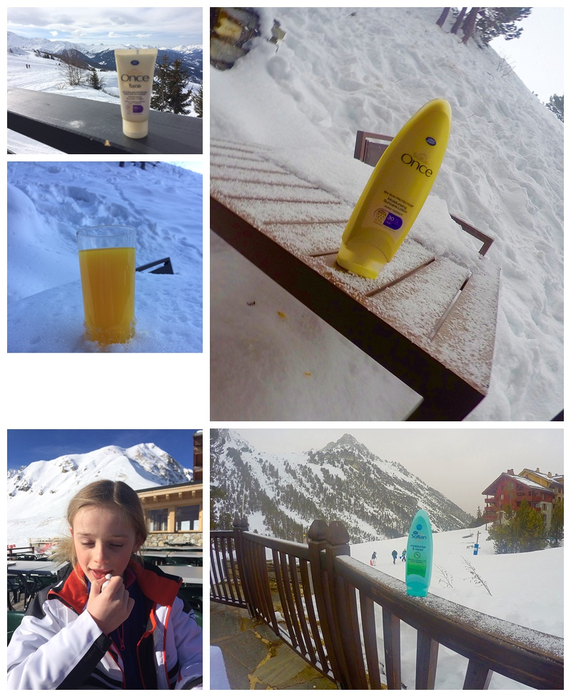 soltan winter sun, soltan, half term holiday to les arcs, les arcs 1950 skiing with kids, sincere on the slopes