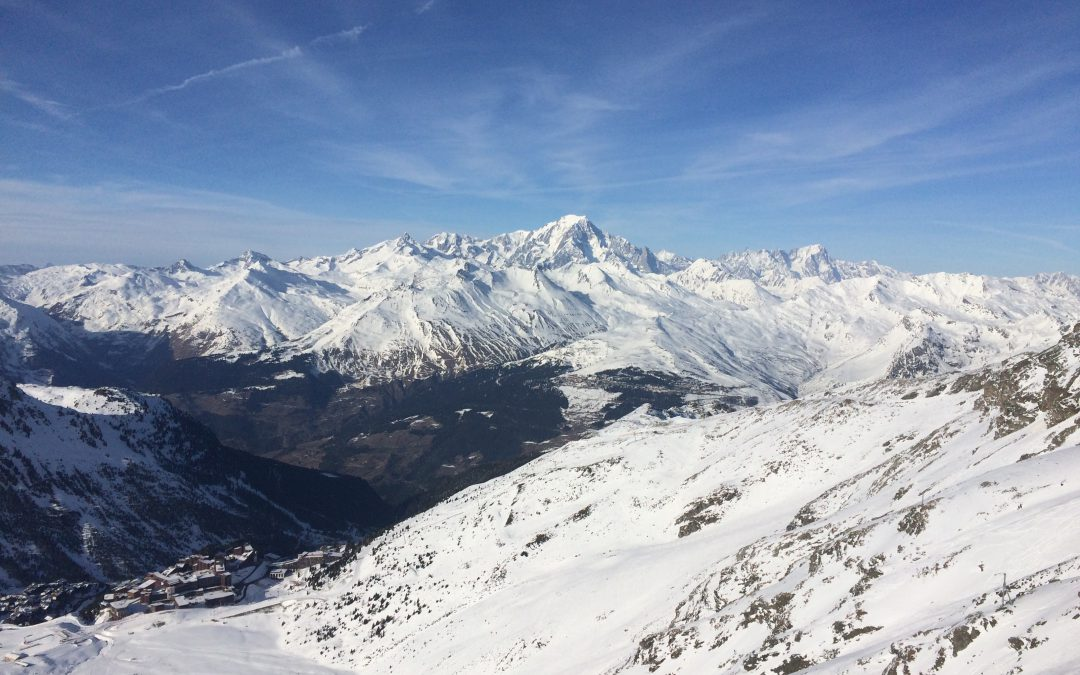 Half Term Ski Holiday to Les Arcs!