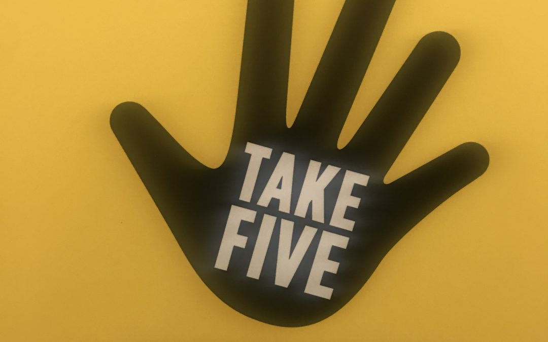 10 Ways to Avoid Online Fraud with #takefive