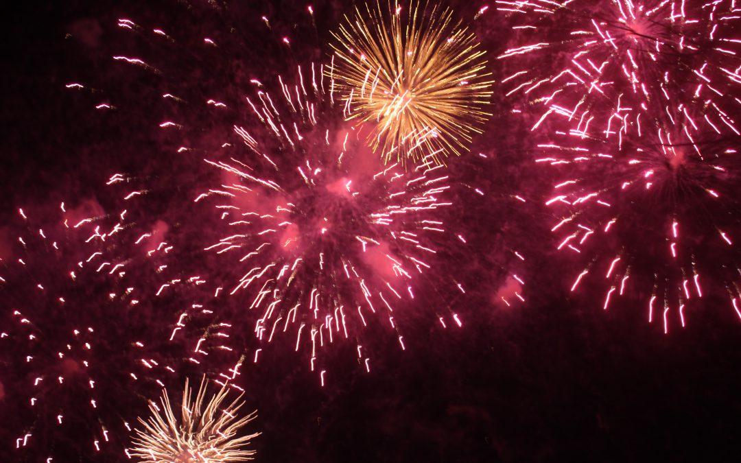 Lambeth Fireworks