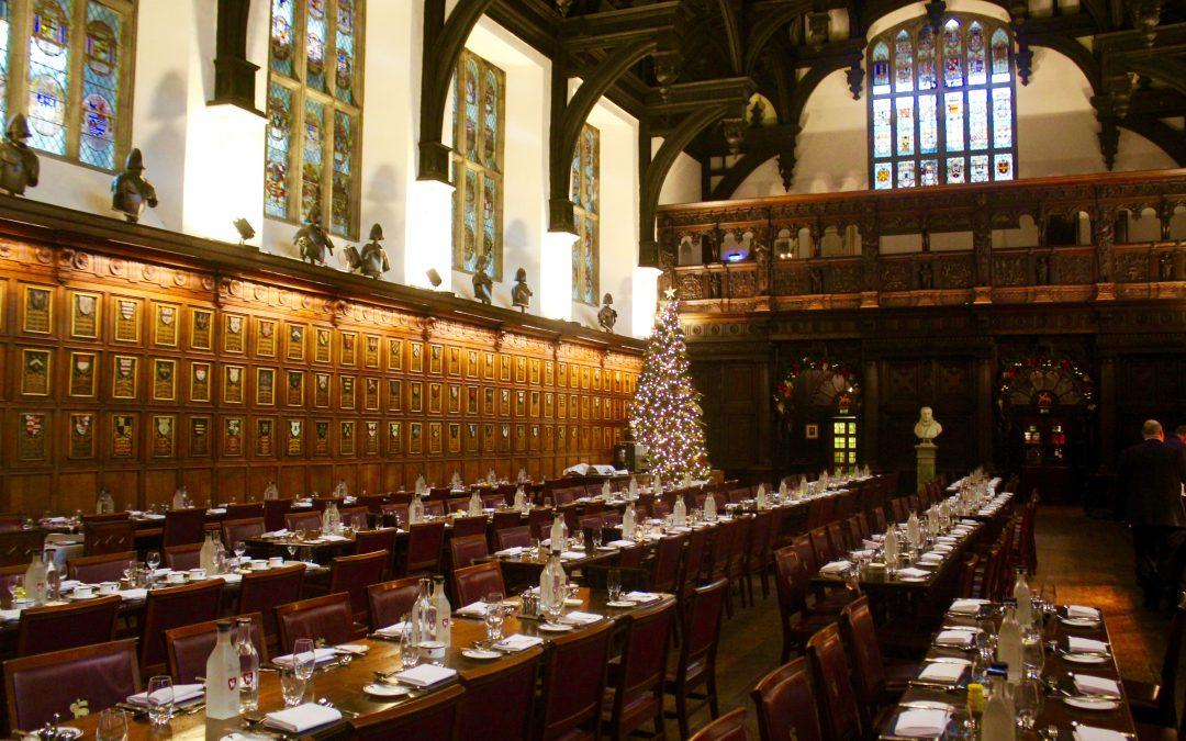 Exploring London: Middle Temple