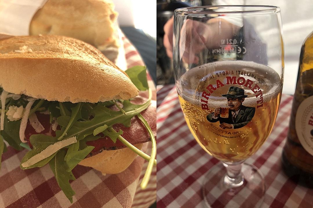 Food, Italy