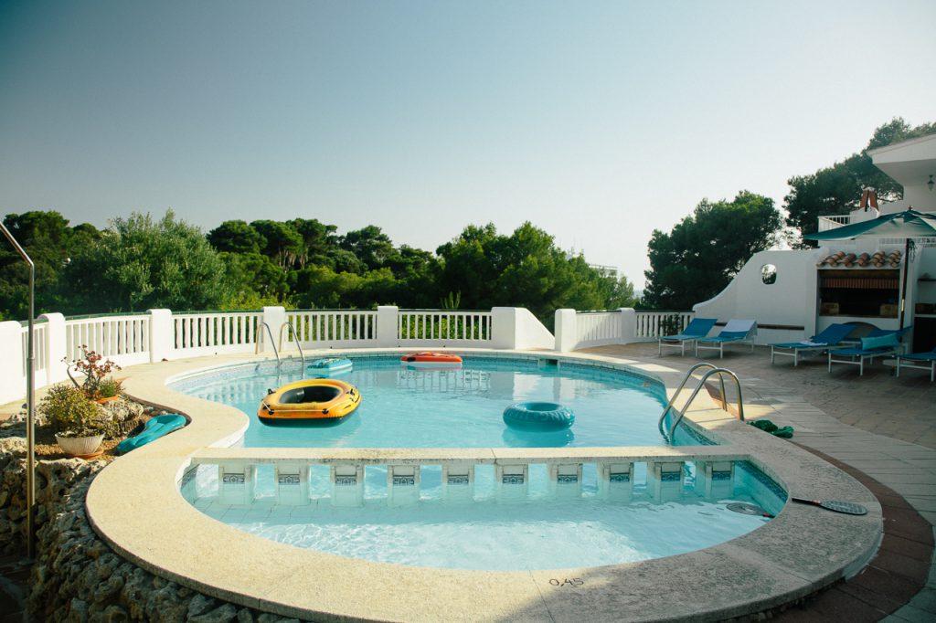 Casa Maria Pool Cala Galdana Menorca