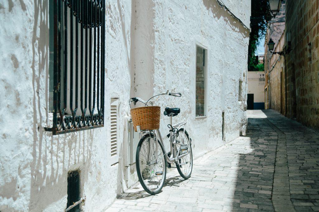 alleyway ciutadella Menorca