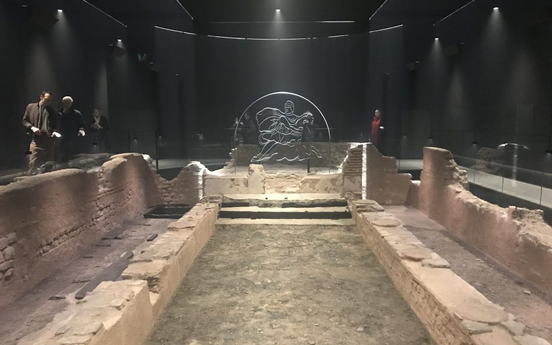 Exploring London: London Mithraeum