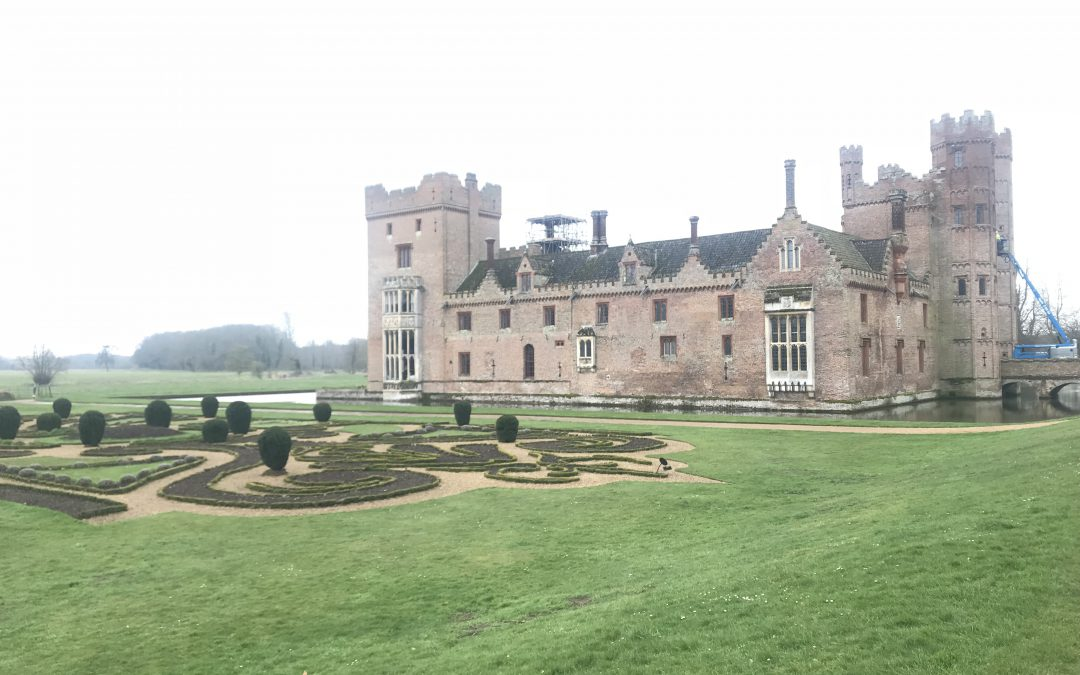Rediscovering the Joy of The National Trust: Oxburgh Hall