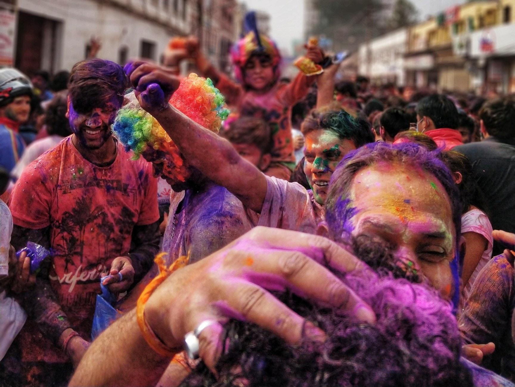religious festivals, holi in mauritius