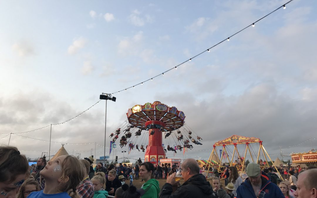 The Big Feastival: Festivalling in one day