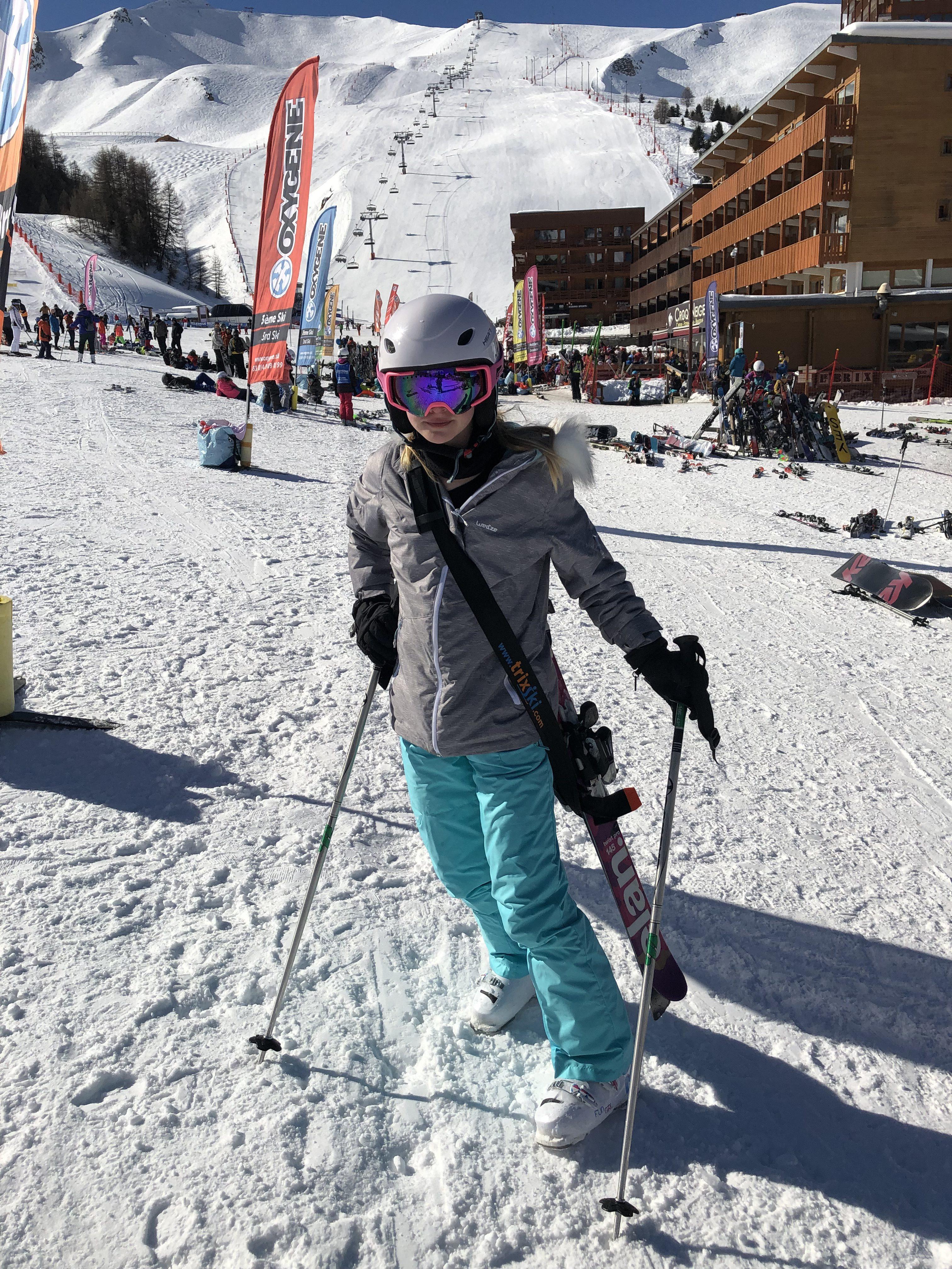 trixski, ski carrier