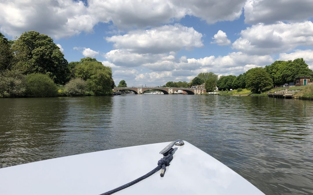 Exploring London with Go Boat London