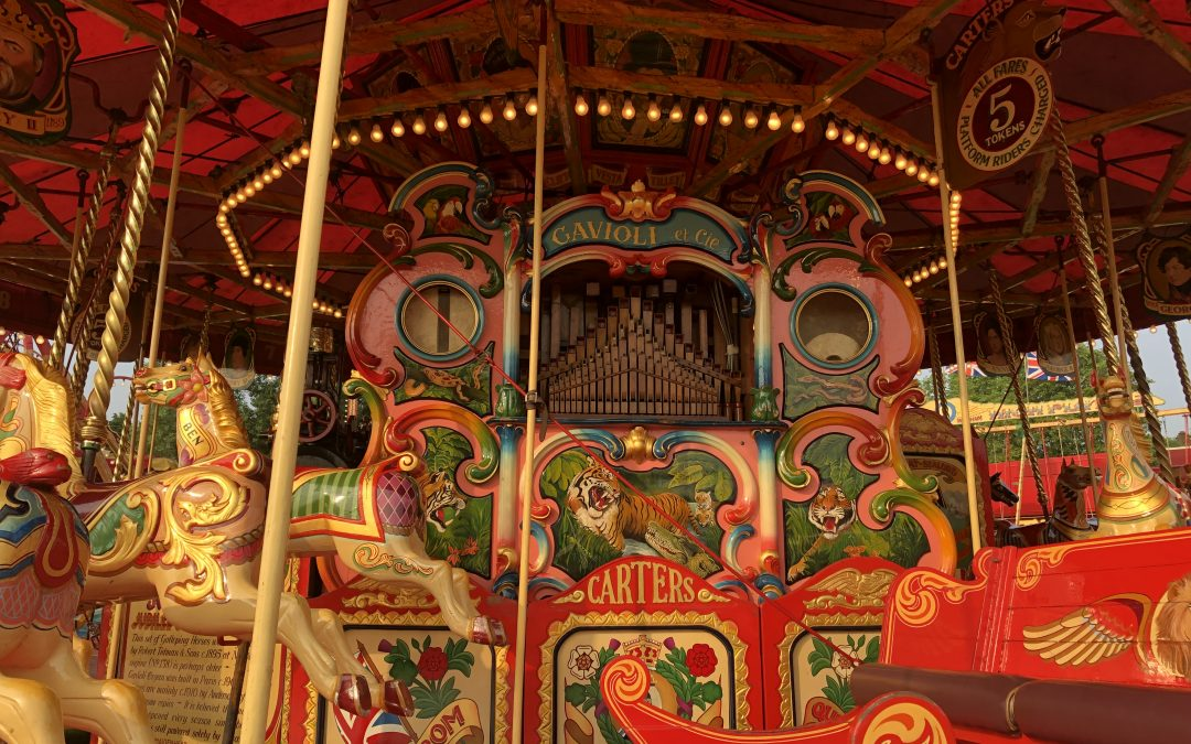 Our Review of Carter's Steam Fair
