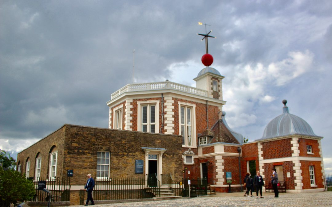 RMG Royal Observatory, visiting in Covid Times.